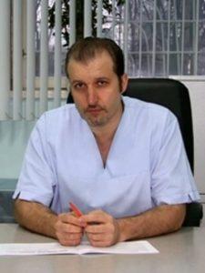 Колесниченко А. А.<br> Хирург - стоматолог, <br>ортопед - стоматолог