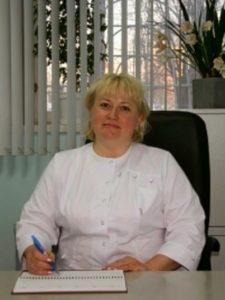Шомина С. А. <br>Терапевт-стоматолог, хирург-стоматолог